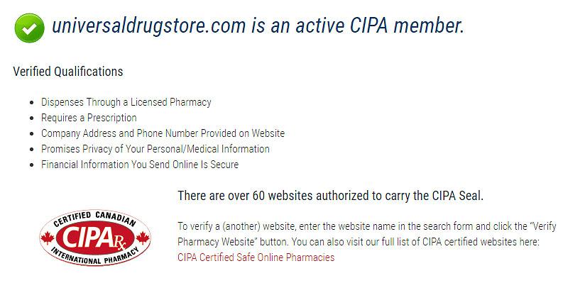 an active CIPA member