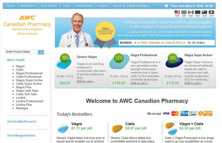 canadian pharmacy viagra professional