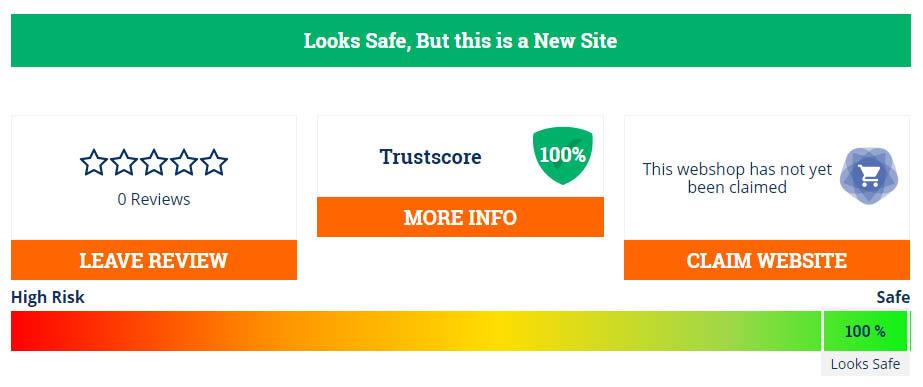100% trust