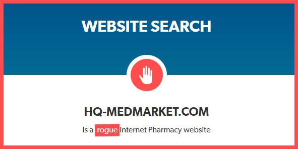 pharmacy status: rogue