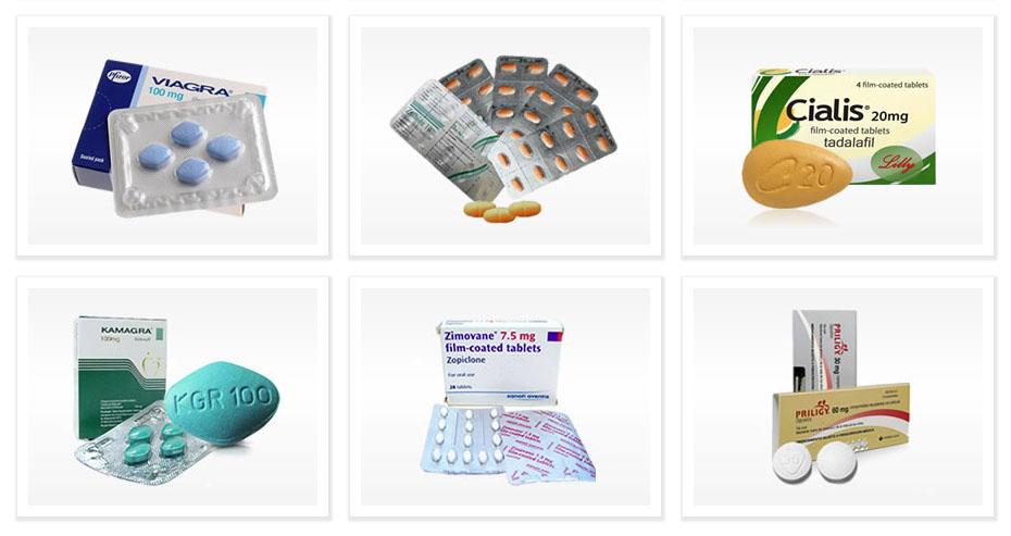 a wide range of meds
