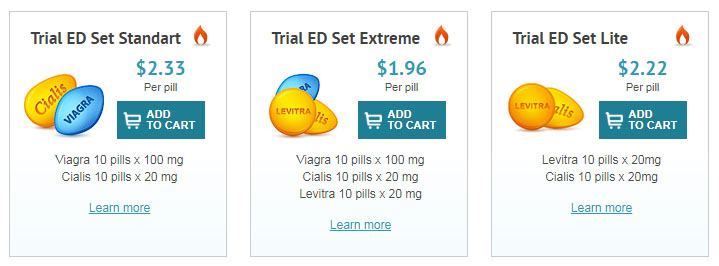 packs of pills for men