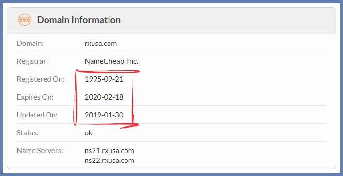 registered in 1995