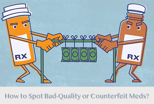 counterfeit rx