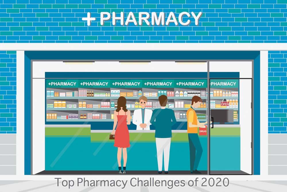 pharmacy challenges