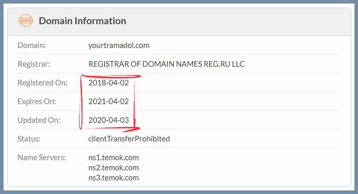 registered in 2018